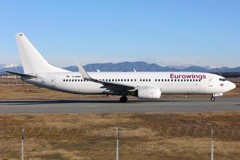D-ABBD - Eurowings Boeing 737-800