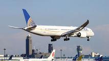 United Airlines N38955 image