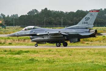 92-3918 - USA - Air Force Lockheed Martin F-16C Fighting Falcon