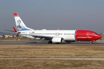 SE-RPJ - Norwegian Air Sweden Boeing 737-86J