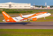 OE-IZL - easyJet Europe Airbus A320 aircraft