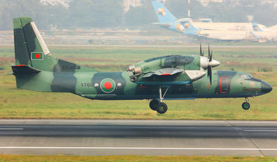 S3-ACB - Bangladesh - Air Force Antonov An-32 (all models)
