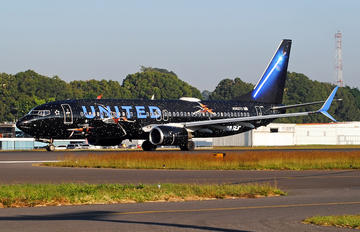 N36272 - United Airlines Boeing 737-800
