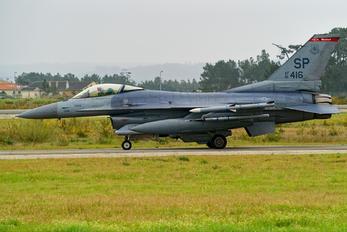 91-0416 - USA - Air Force General Dynamics F-16CJ Fighting Falcon
