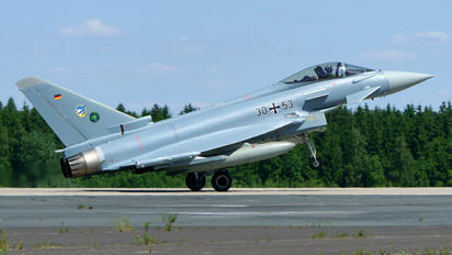 30+53 - Germany - Air Force Eurofighter Typhoon S