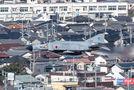Japan - Air Self Defence Force Mitsubishi F-4EJ Phantom II 47-8327 at Gifu AB airport