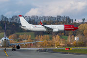 EI-FJK - Norwegian Air International Boeing 737-800 aircraft