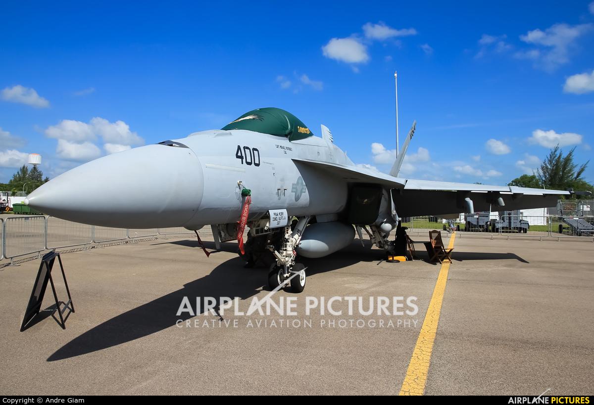 USA - Navy 166901 aircraft at Singapore - Changi