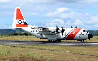 2004 - USA - Coast Guard Lockheed HC-130J Hercules