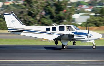 MSP015 - Costa Rica - Ministry of Public Security Beechcraft 58 Baron