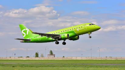 VQ-BYF - S7 Airlines Embraer ERJ-175 (170-200)