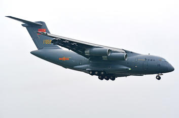 11058 - China - Air Force Xian Y-20