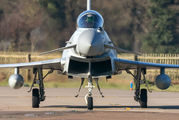 ZK379 - Royal Air Force Eurofighter Typhoon T.3 aircraft