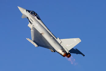 ZK428 - Royal Air Force Eurofighter Typhoon FGR.4