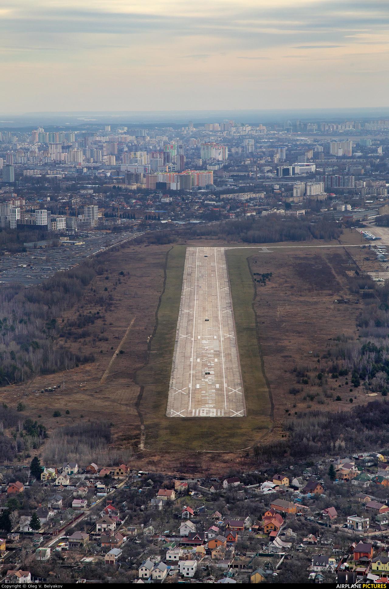 Antonov Airlines /  Design Bureau - aircraft at Kyiv - Svyatoshino
