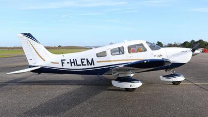 F-HLEM - Private Piper PA-28 Archer