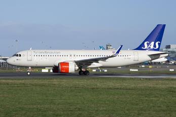 SE-ROP - SAS - Scandinavian Airlines Airbus A320 NEO