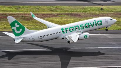 F-GZHQ - Transavia France Boeing 737-800