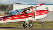 HB-CDB - Private Reims F150 aircraft