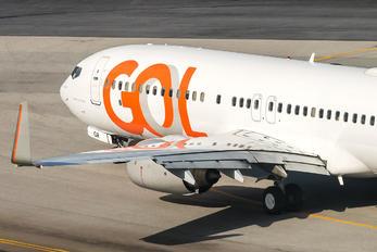 PR-GGR - GOL Transportes Aéreos  Boeing 737-800