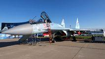 RF-81718 - Russia - Air Force Sukhoi Su-35S aircraft