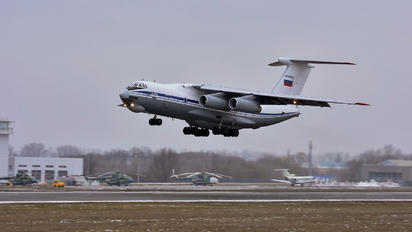 RF-86048 - Russia - Air Force Ilyushin Il-76 (all models)