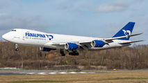 N850GT - Panalpina Boeing 747-8F aircraft