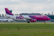 HA-LWX - Wizz Air Airbus A320 aircraft