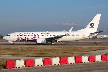 EI-FLM - Neos Boeing 737-800