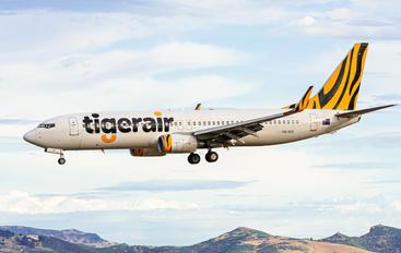 VH-VOY - Tigerair Boeing 737-800