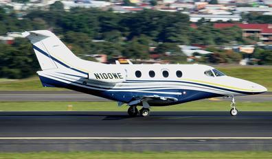 N100WE - Private Raytheon 390 Premier