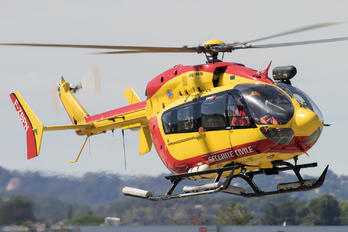F-ZBPN - France - Sécurité Civile Eurocopter EC145