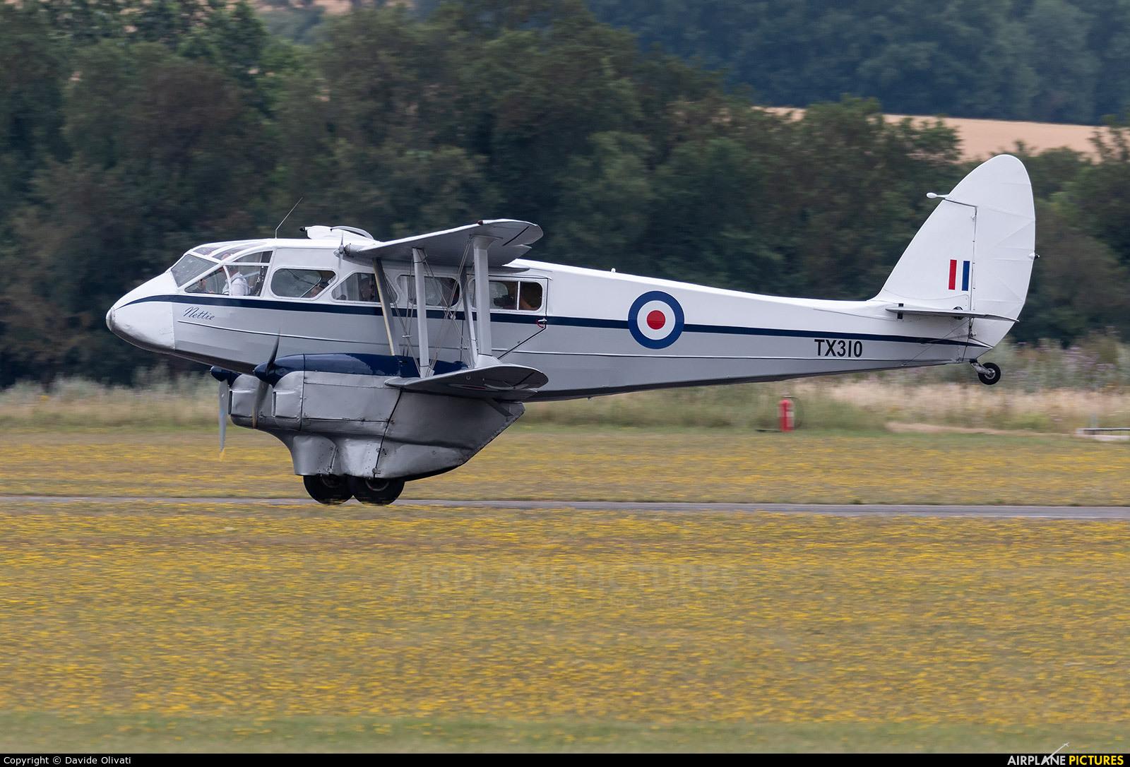 Air Atlantique G-AIDL aircraft at Duxford