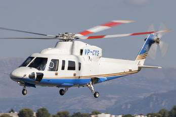 VP-CYS - Private Sikorsky S-76