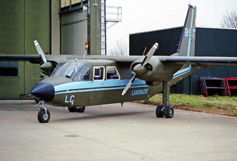 B-03 - Belgium - Army Britten-Norman BN-2 Islander