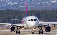 G-WUKL - Wizz Air UK Airbus A321 aircraft