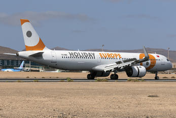 TC-OED - Onur Air Airbus A321