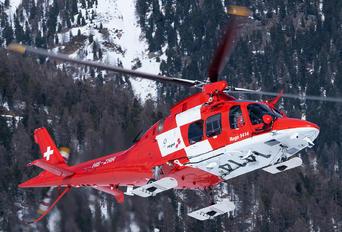HB-ZRR - REGA Swiss Air Ambulance  Agusta Westland AW109 SP Da Vinci