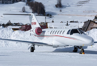 SE-RIN - Private Cessna 525A Citation CJ2