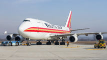 Kalitta Air Boeing 747 visited Budapest title=