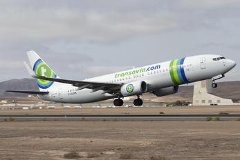 F-GZHK - Transavia Boeing 737-800