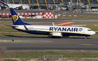 EI-FRJ - Ryanair Boeing 737-800 aircraft