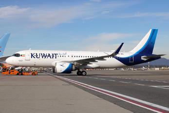 9K-AKL - Kuwait Airways Airbus A320 NEO