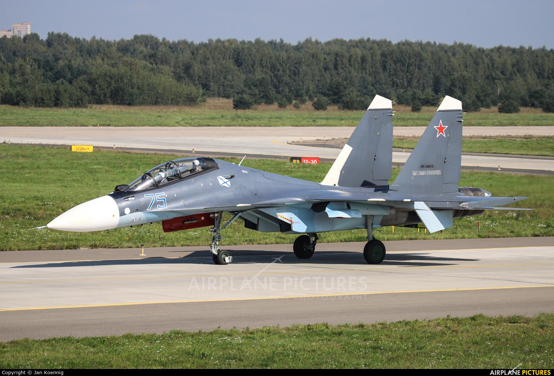 Russia - Navy RF-34013 aircraft at Zhukovsky International Airport