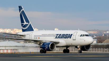 YR-ASC - Tarom Airbus A318