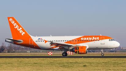 OE-LKD - easyJet Europe Airbus A319