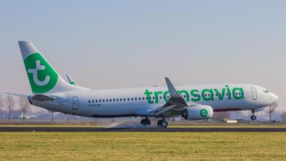 F-HTVB - Transavia France Boeing 737-800