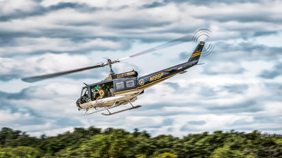 N19SP - New York State Police Bell UH-1N Twin Huey