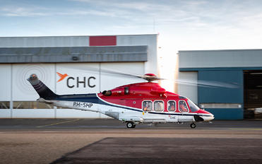 PH-SHP - CHC Netherlands Agusta Westland AW139