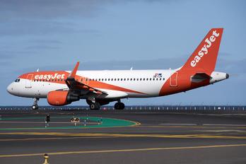 OE-IJN - easyJet Airbus A320